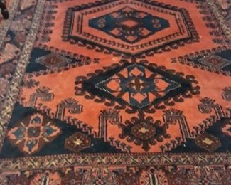 #6 Viss Rug 8' x 12' Tribal Carpet