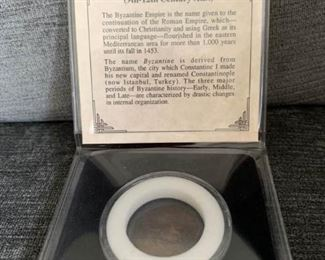 Byzantine Empire Coin