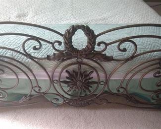Beautiful Iron Bedframe