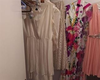 Vintage ladies dresses