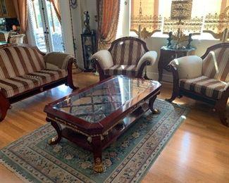 Versace design furniture in Rancho Cucamonga, CA starts on 7