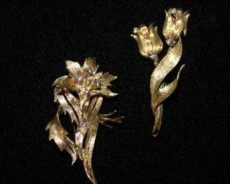 18K & 14K Gold & Diamond Jewelry