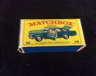 0076  Matchbox Mercedes 300 SE Coupe