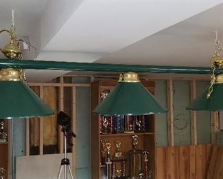 Billiards Lamp