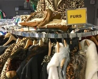Fun Furs - larger sizes!