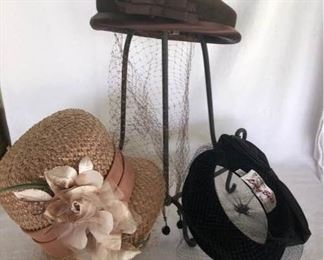 3 True Vintage Hats  https://ctbids.com/#!/description/share/189432