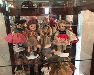Madame Alexander Dolls, Brownie Doll
