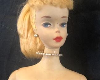 Barbie, unplayed with condiion