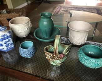 MCCoy and other pots