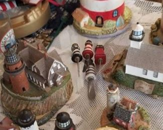 Light house collectibles