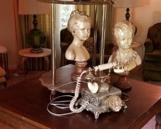 Fabulous French Provencal phone and other decor