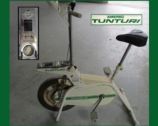 Amerec Tunturi Exercise Bike