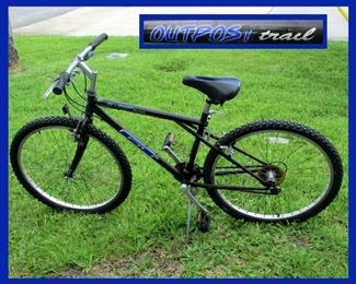 GT Outpost Trail Bicycle