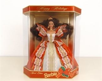 MINT in Box 1997 Holiday Barbie