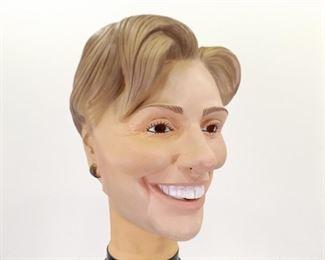 Hillary Clinton Rubber Mask