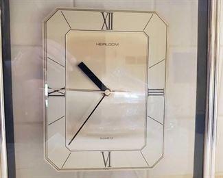 106: Heirloom Quartz Clock Heirloom Quartz Clock