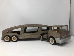 Vintage Marx Structo Auto Haul Truck