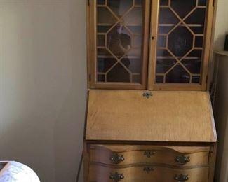 1920s Oak Desk