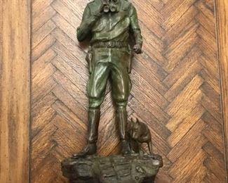 General Patton Bronze Statue