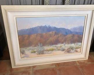 Jack Samuels Landscape Oil Painting