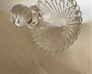 Lead Crystal Wine Decanter