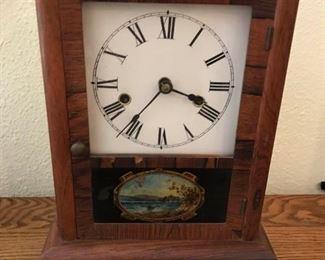 Seth Thomas Clock West Germany