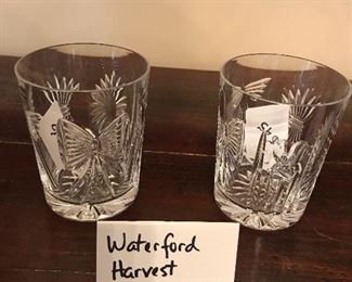 Waterford Whisky Glasses 50% off Friday!!!