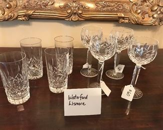 Waterford Listmore Only  High Ball Available 50% off Friday ($25 each, set of 4 for $100!)