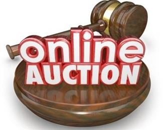 ONLINE AUCTION STAMP