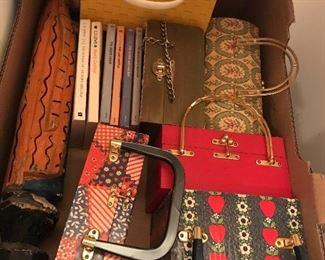 Vintage Box purses