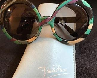 Vintage Pucci sunglasses