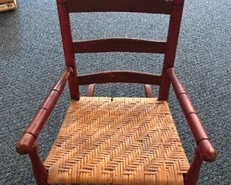 Shaker childs chair