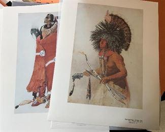 Bodmer art folio