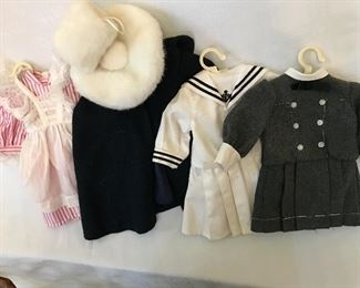 American Girl Doll Samantha outfits