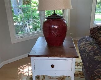 Matching side table