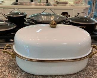 Large roasting pan