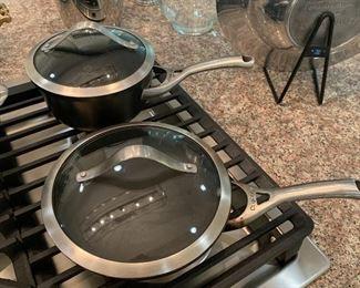Calphalon pot and pans