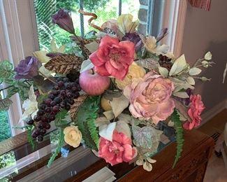 Silk Plant arrangements