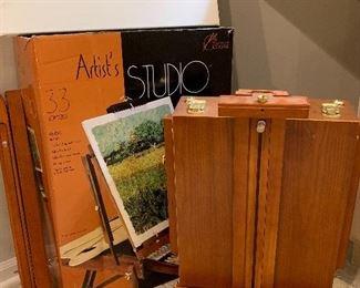 Mini Artists studio