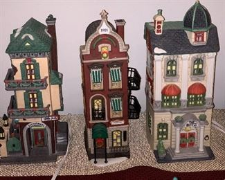 Christmas Village Collection by Department 56