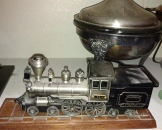 Train collectible