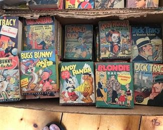 Hundreds of Vintage Big Little Books, some great and rare titles in this lot of almost 200