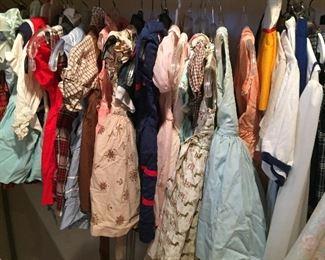 Vintage girls clothing
