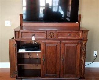 TV cabinet sold