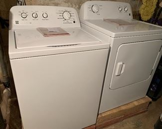 KENMORE washer & dryer - AVAILABLE FOR PRESALE!