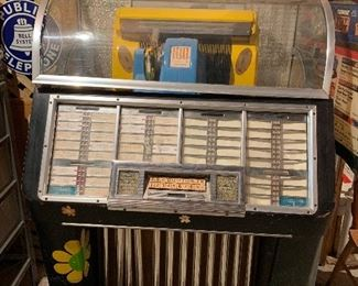 Vintage Jukebox - AVAILABLE FOR PRESALE!!