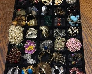 jewelry - pins, earrings and more!