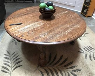 Round Coffee Table - $ 42.00