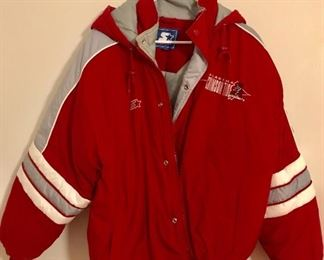 Vintage Starter Alabama jacket