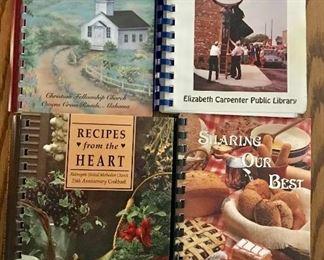 Local cookbooks